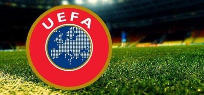 UEFA AÇIKLADI! İŞTE YILIN FUTBOLCU ADAYLARI
