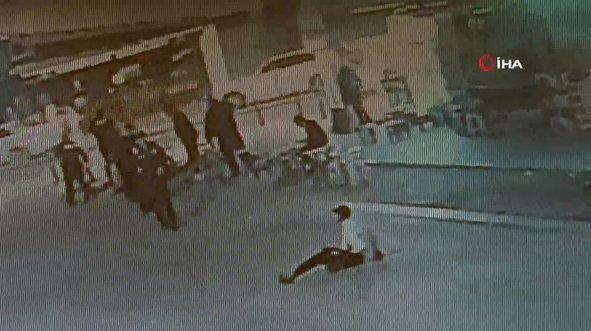 Konya'da dehşete düşüren olay! Saniye saniye görüntülendi