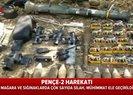 Son dakika: Pençe-2 Harekâtı kapsamında ele geçirildi |Video