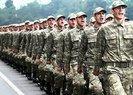 Son dakika yeni askerlik sistemi ile terhis olacak asker sayısı belli oldu! Yeni askerlik sistemi ne zaman yasalaşacak?