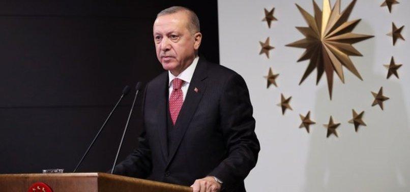 Başkan Recep Tayyip Erdoğan'dan Mısır mesajı: Mısır halkı bizimle ters düşmez