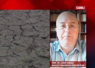 Son dakika: İklim krizi ne demek? Koronavirüsten daha büyük bir kriz mi? Prof. Dr. Levent Kurnaz A Haber'de uyardı: Artık geri dönülemez noktaya çok yakınız