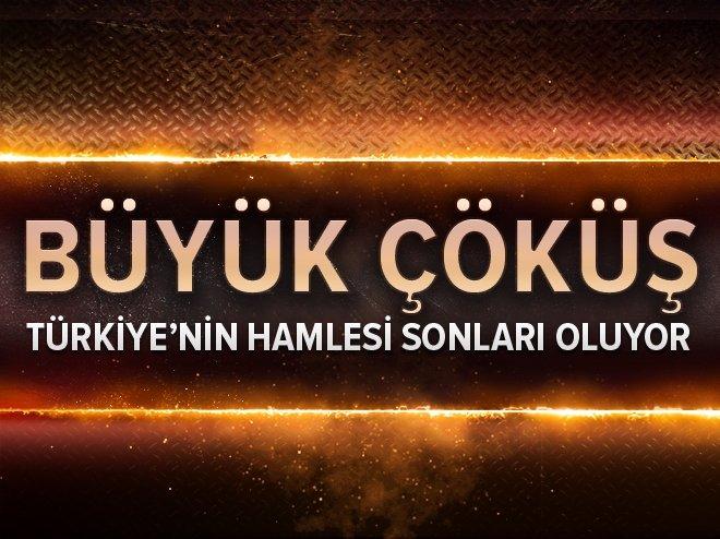 TÜRKİYE'DEN DEAŞ'IN KASASINI VURAN HAMLE
