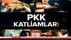 PKK Katliamları