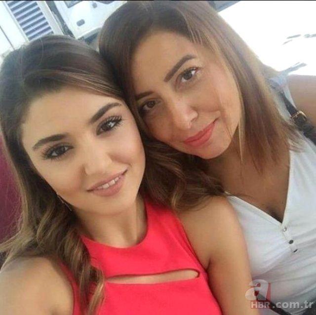 Hande Erçel annesinin ölümünün ardından ilk kez konuştu