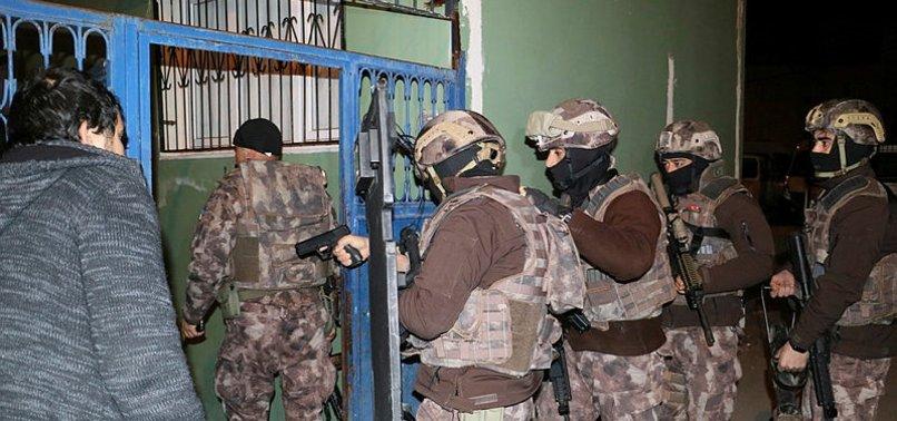 ADANA'DA PKK OPERASYONU: 24 GÖZALTI