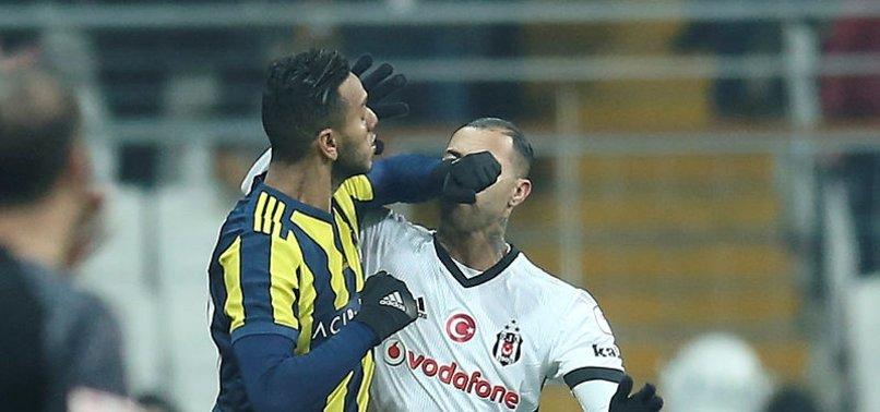 BEŞİKTAŞ'A TRABZONSPOR MAÇI ÖNCESİ BÜYÜK DARBE!