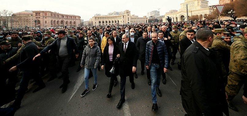 Ermenistan Başbakanı Nikol Paşinyan'dan flaş adım