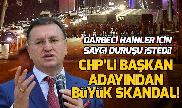 HATAY'IN CHP'Lİ BELEDİYE BAŞKAN ADAYINDAN SKANDAL FETÖ SAVUNMASI!