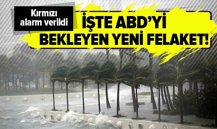 ATLAS OKYANUSU'NDA HUMBERTO KASIRGASI TEHDİDİ