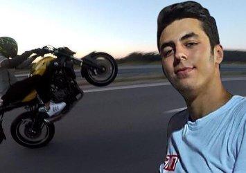 FSM'de 'tek teker' faciası! 22 yaşındaki Ebubekir Sözcü hayatını kaybetti!