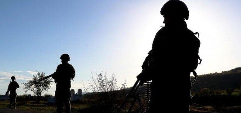 PKK'LI 7 TERÖRİST ETKİSİZ HALE GETİRİLDİ