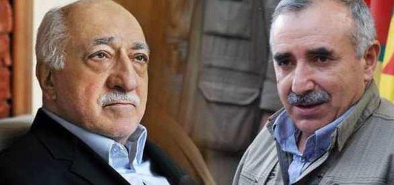 PKK-FETÖ BAĞLANTISI ORTAYA ÇIKTI!