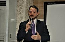 Enerji ve Tabii Kaynaklar Bakanı Berat Albayrak: Daha aktif bir yatırım süreci başladı