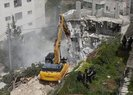 İsrail Batı Şeria'da Filistinli ailenin evini yıktı