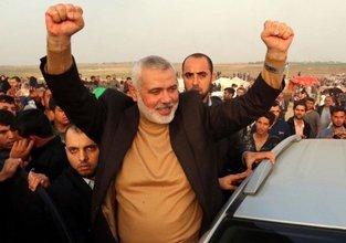 Hamas liderinden Büyük Dönüş Yürüyüşü'ne katılım çağrısı