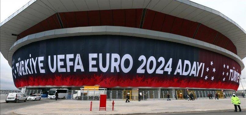 EURO 2024'ÜN EV SAHİBİ 27 EYLÜL'DE AÇIKLANACAK