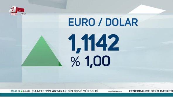Dolar ve Euro yükseliyor... İşte son durum