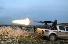 Türk askeri ve ÖSO birlikleri Afrin'in güneyine ilerliyor