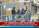 PTTden koronavirüs kararı! İkinci bir emre kadar tüm şubeler kapatıldı |Video