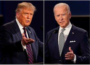 ABD başkanlık seçiminde anketlerde son durum! Trump mı kazanır Biden mı?