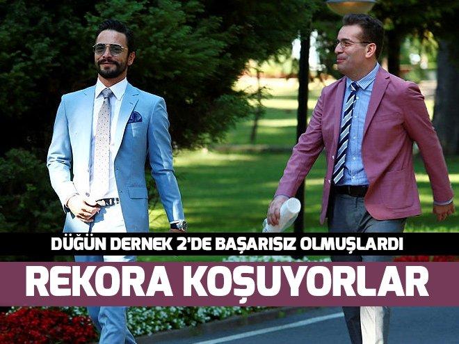 AİLECEK ŞAŞKINIZ'DAN REKOR