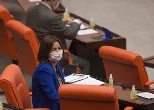 TBMM'de maskeli oturum! Milletvekilleri corona virüse karşı böyle önlem aldı