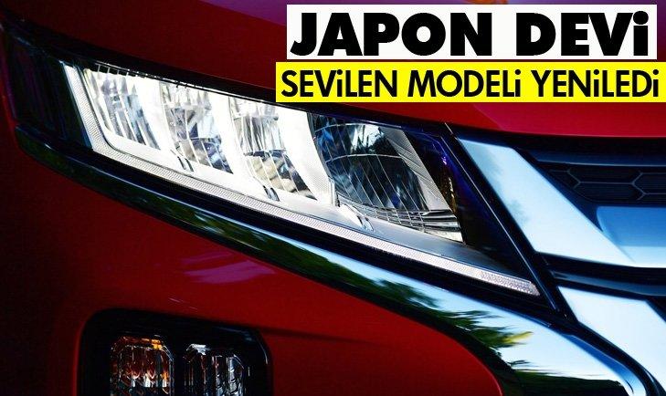JAPON DEVİ SEVİLEN MODELİ YENİLEDİ