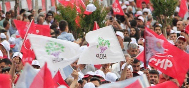CHP VE HDP'Lİ BELEDİYELER İŞÇİ KIYIMINDA YARIŞA GİRDİ