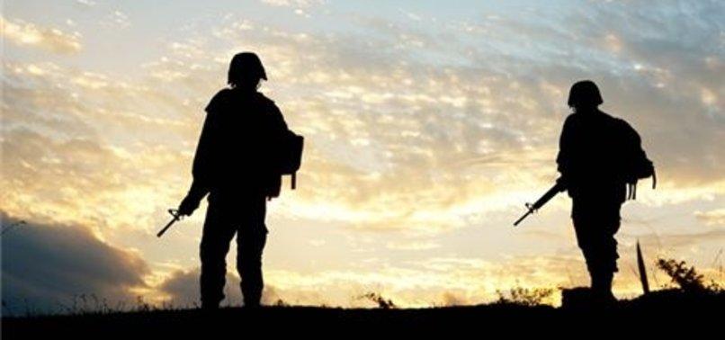 HAKKARİ'DE PKK'LI TERÖRİSTLER KISTIRILDI