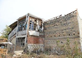 Ermenistan'ın hedefinde siviller var! İşte saldırıya maruz kalan bölge