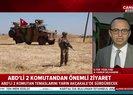 Son dakika: ABD'li 2 komutan Ankara'da... MSB'den kritik görüşme sonrası açıklama geldi |Video