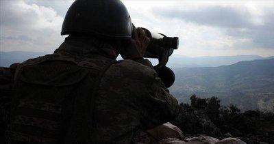 YPG/PKK'ya tokat! Barış Pınarı Harekatı bölgesine sızmak istediler