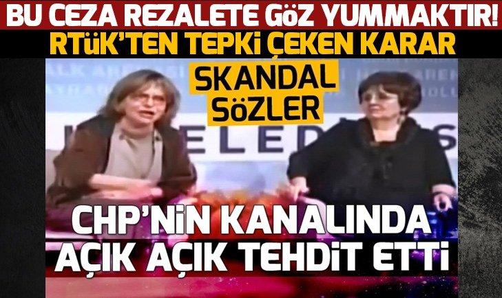 RTÜK'TEN TEPKİ ÇEKEN HALK TV KARARI