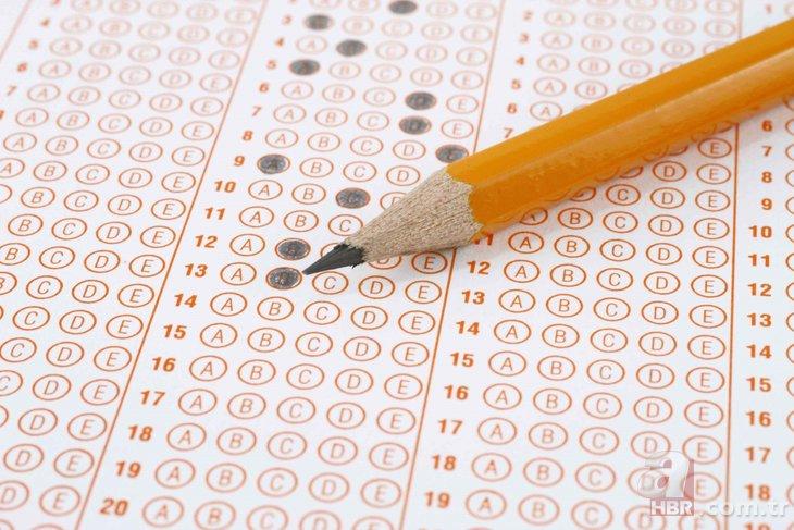 2020 YKS, KPSS, ALES, DGS ne zaman yapılacak? İşte, ÖSYM sınav takvimi!
