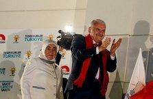 Başbakan Yıldırım Ankara'da önemli açıklamalar