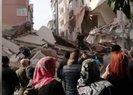 Son dakika: İstanbulda bina çöktü! Ekipler olay yerinde
