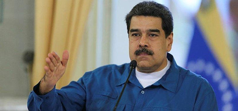 MADURO'DAN DÜNYAYA ÇAĞRI!