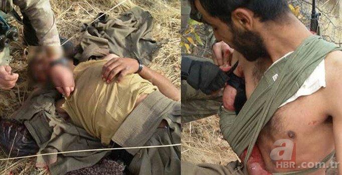 AFRİN'DE YAKALANAN 11 YPG/PKK'LI ÖTTÜ! FLAŞ İTİRAFLAR...
