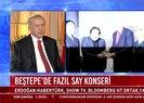 Başkan Erdoğan açıkladı! Fazıl Say 29 Ekim için beste yapacak