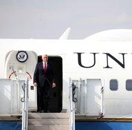 ABD Başkan Yardımcısı Mike Pence Türkiye'ye geldi!