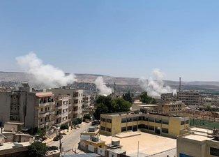 PKK/YPG'den Afrin'e roketli saldırı