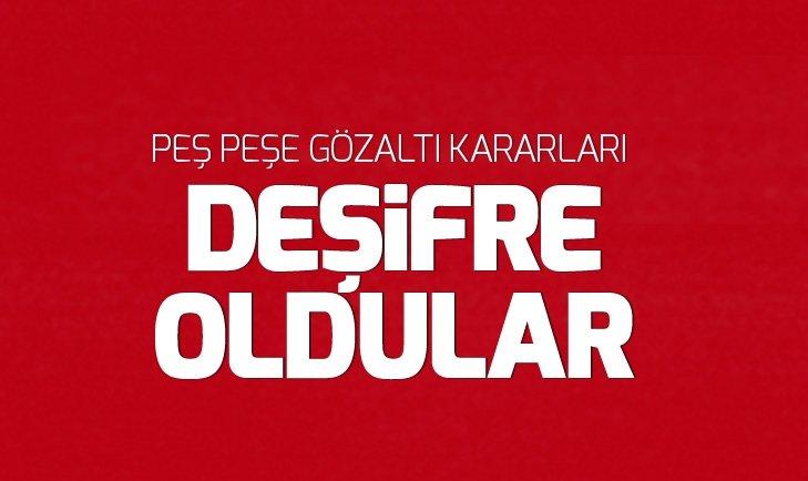 İzmir'de kriptolu haberleşen 12 FETÖ'cüye baskın
