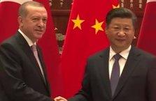 Çin'den Türkiye'ye flaş çağrı