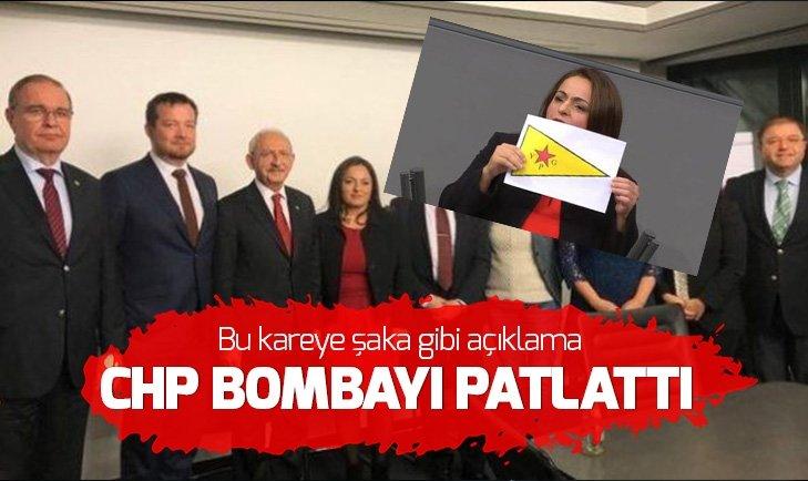 CHP'DEN PKK SEMPATİZANI DAĞDELEN AÇIKLAMASI
