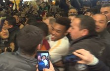 Galatasaraylı yıldız ismi Garry Rodrigues ezilme tehlikesi atlattı