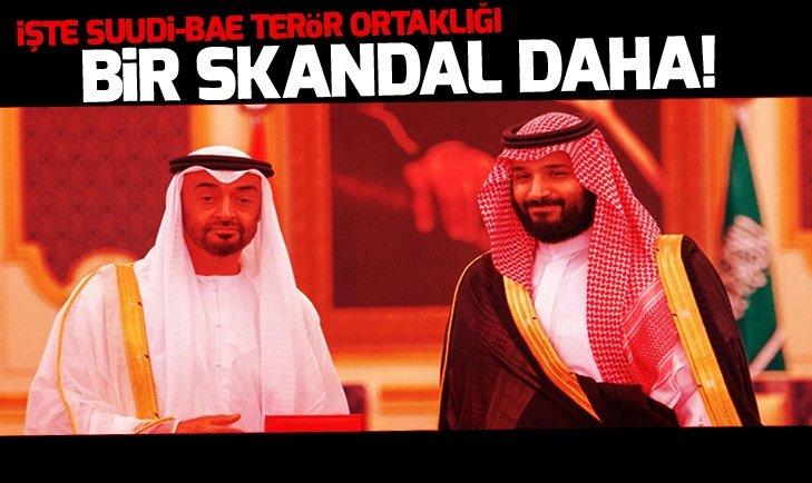 SUUDİ - BAE TERÖR ORTAKLIĞI!