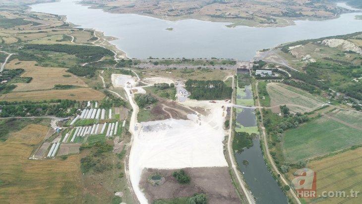 Kanal İstanbul için geri sayım başladı! İşte ilk temelin atılacağı nokta