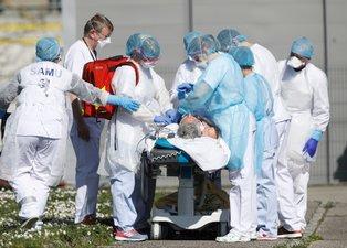 Korkutan koronavirüs araştırması: Hastaların yüzde 55'inde...