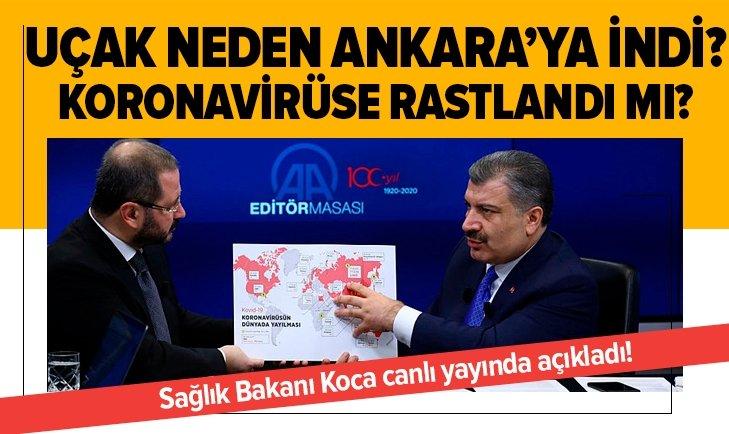 Bakan Koca'dan İran'dan getirilen Türkler ile ilgili flaş açıklama